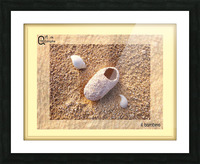 the child - Italian Picture Frame print