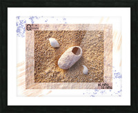 the child - Spanish Picture Frame print