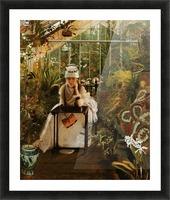 Il Penseroso Picture Frame print