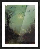 Wharfedale Picture Frame print