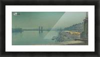 Quai de Paris Rouen Picture Frame print