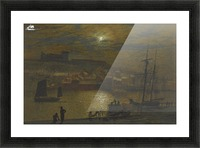 Whitby Picture Frame print