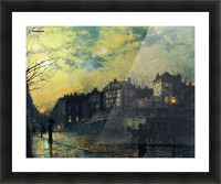 Hampstead Picture Frame print