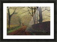 Stapleton Park, near Pontefract, Leeds Picture Frame print