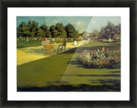 Prospect Park by Chase Picture Frame print