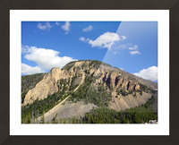 Yellowstone National Park 2 Picture Frame print