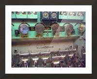 Submarine 4 Picture Frame print