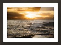 Dusk Picture Frame print