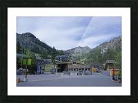 Spring at Lake Tahoe 3 of 7 Picture Frame print
