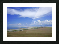 The Great Salt Lake 7 of 7 Picture Frame print