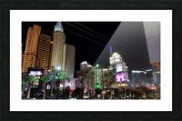 Viva Las Vegas 2 Picture Frame print