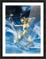 Aqua-Theatre Picture Frame print