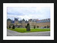 Chateaus of France 3 Picture Frame print