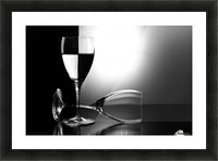 Glasses by madras91   Picture Frame print