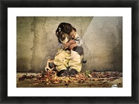 Untitled by Iacob Anca  Picture Frame print