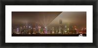 Hong Kong Island by Daniel Murphy  Picture Frame print