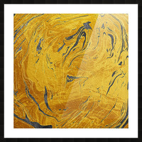 Abstract Marble XXX Picture Frame print