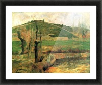 Sainte Marguerite near Pont-Avon by Gauguin Picture Frame print