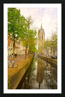 A Dream of the Netherlands 1 of 4 Picture Frame print