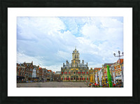 A Dream of the Netherlands 2 of 4 Picture Frame print