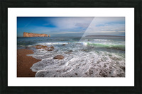 Ecume Perce Picture Frame print