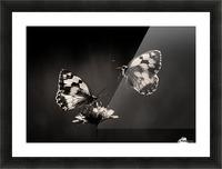 Medioluto norteA±a Picture Frame print