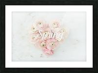 Daltana Spring Crill Picture Frame print