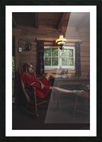 Chic Shack V Picture Frame print