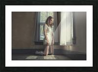The Sanctuary V Picture Frame print