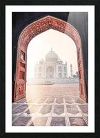 Morning light Picture Frame print