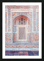 Rajasthan Architecture Picture Frame print
