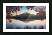 Mount Fuji Picture Frame print