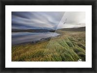 Stillness by Bragi Ingibergsson - Picture Frame print