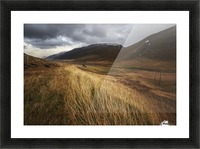 Autumnal Picture Frame print
