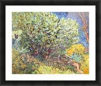 Slip Away by Van Gogh Picture Frame print