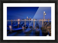 San Giorgio Maggiore Island, Venice by Photography by Karen Picture Frame print
