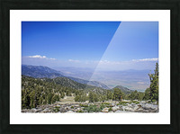 Out West 1 of 8 Picture Frame print
