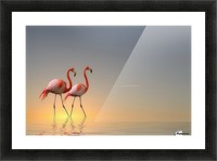 Serenity II Picture Frame print
