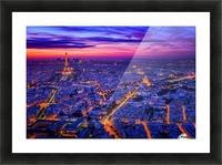Paris I Picture Frame print