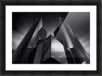 Headquarter by Sebastien DEL GROSSO Picture Frame print