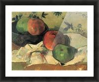 Still Life by Gauguin Picture Frame print
