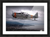 Over Under by Thomas T.  Picture Frame print