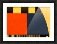 NOS Testscreen  03 by Huib Limberg  Picture Frame print