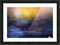 Inner Peace Picture Frame print