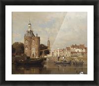 Haven van Enkhuizen Picture Frame print