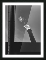 Smokestack Number Six Picture Frame print