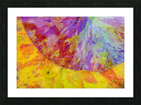 Colors Of Nature ap 2037 Picture Frame print