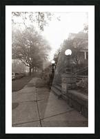 Vandergrift ap 2884 Picture Frame print