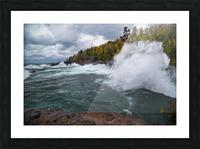 Splash 5 ap 2629 Picture Frame print