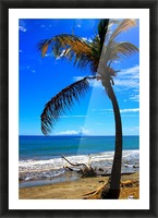 Saint Vincent from a distance Picture Frame print